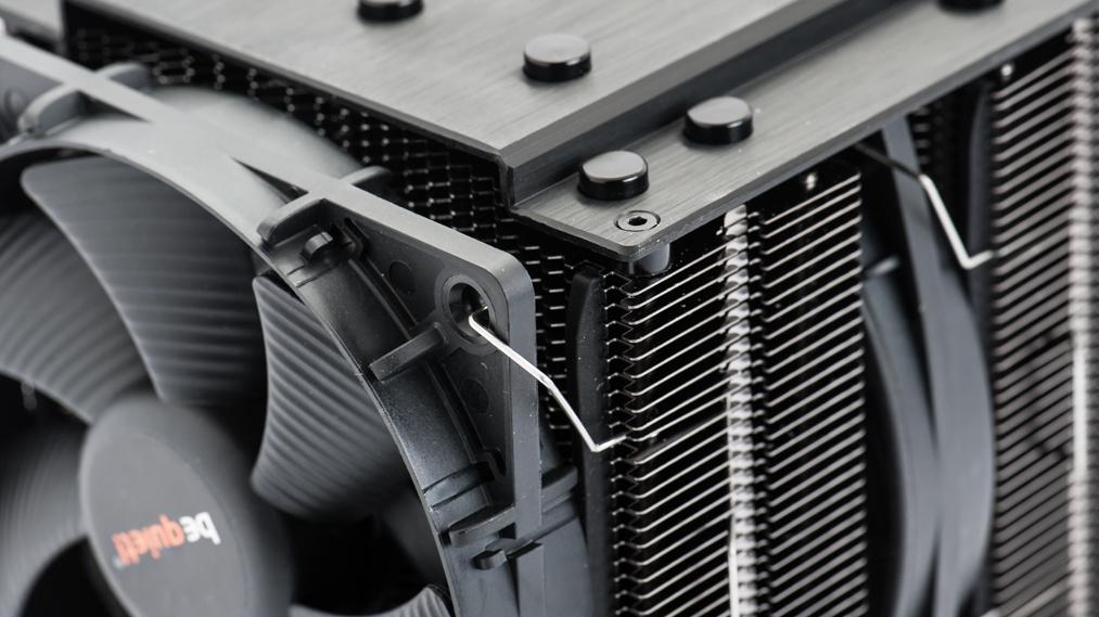 be quiet! Dark Rock Pro 3 CPU-Kühler im Test: Die 2. Neuauflage des Doppelturmriesen