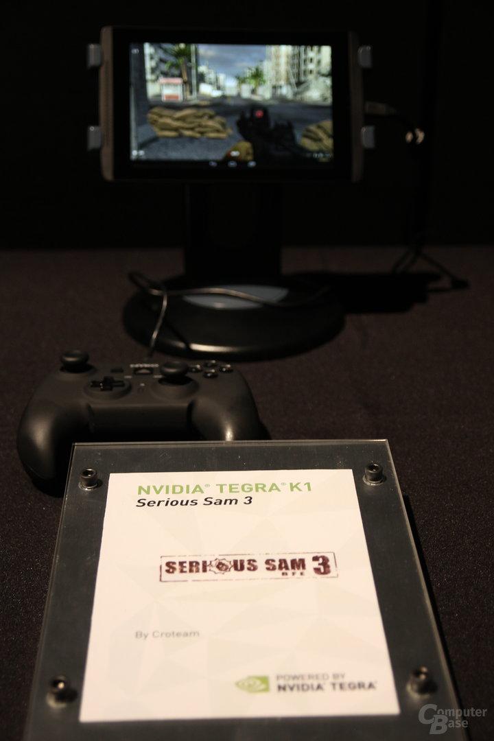 Spiele für Nvidia Tegra K1