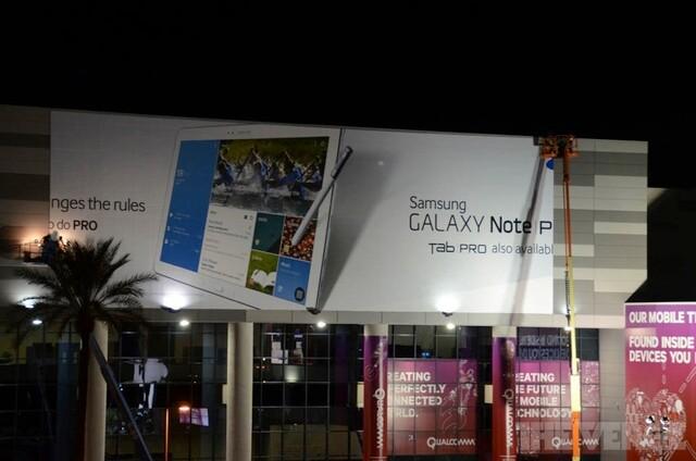 Bannerwerbung von Samsung