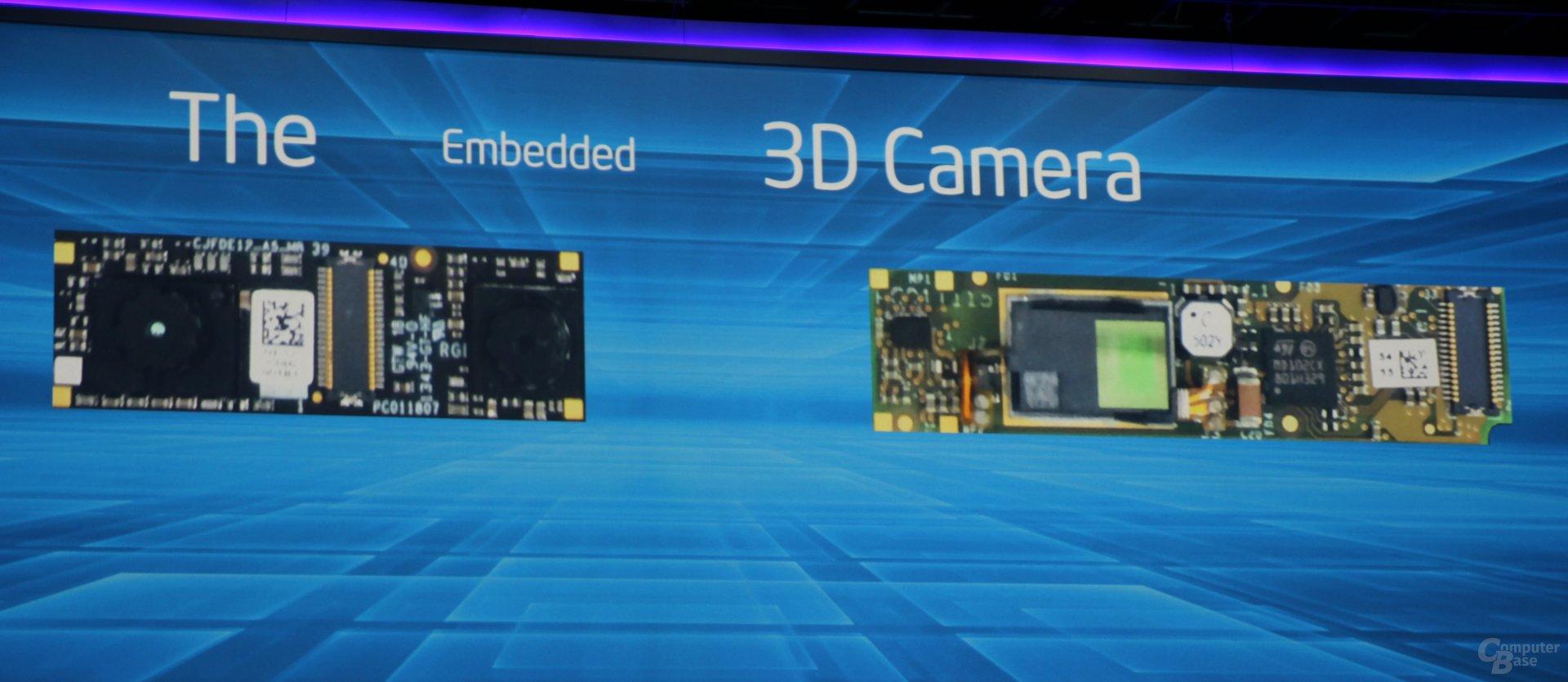 Intel RealSense 3D-Kamera