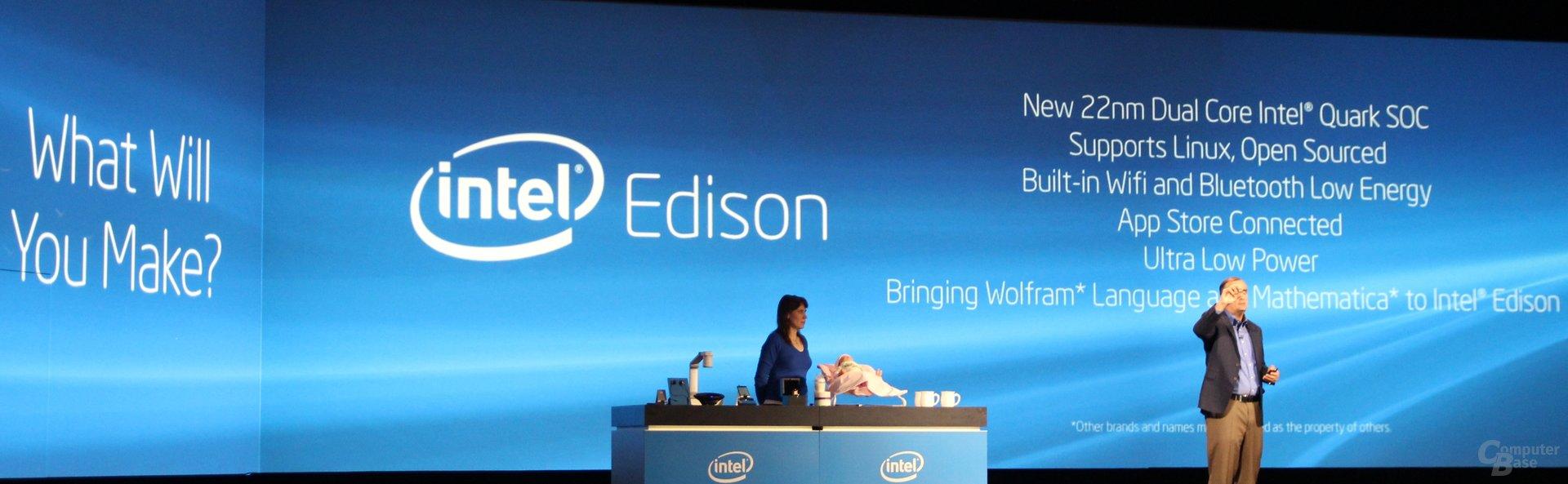 Intel Edison – Mini-PC im SD-Karten-Format
