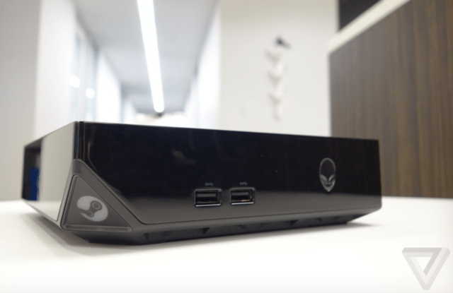 Steam Machine von Alienware