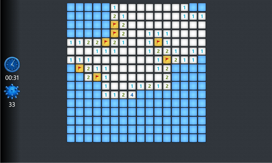 Minesweeper für Windows Phone