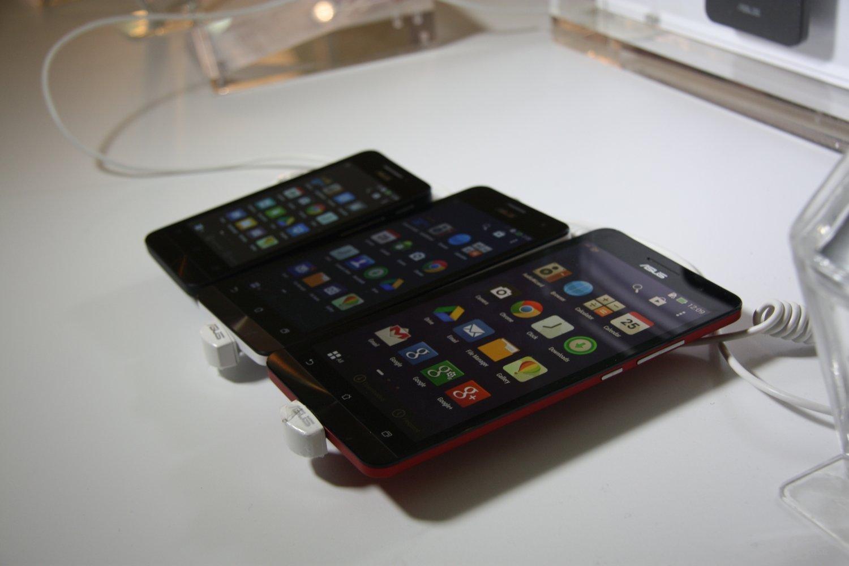 ZenFone 4, 5, 6