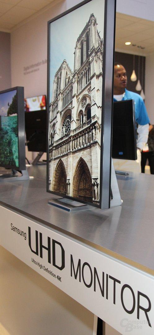 Samsungs 4K-Monitor UD970