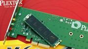 Plextor M6e PCIe SSD im Test: M.2-SSD im PCI-Express-Adapter