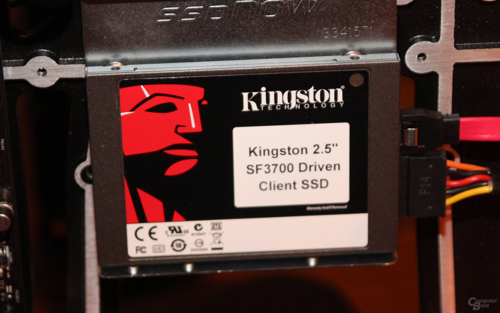 Kingston-SSD mit SF3700-Controller für bis zu 1,8 GByte/s