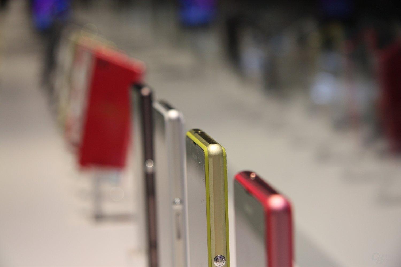 Sony Xperia Z1 Compact ausprobiert