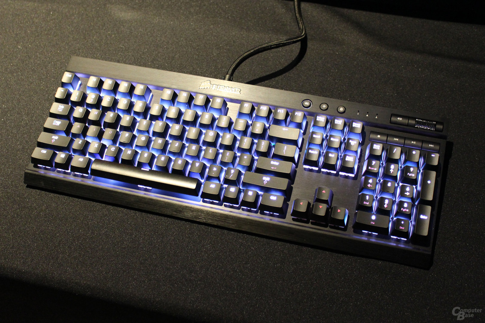 Corsair MX RGB Gaming Keyboard
