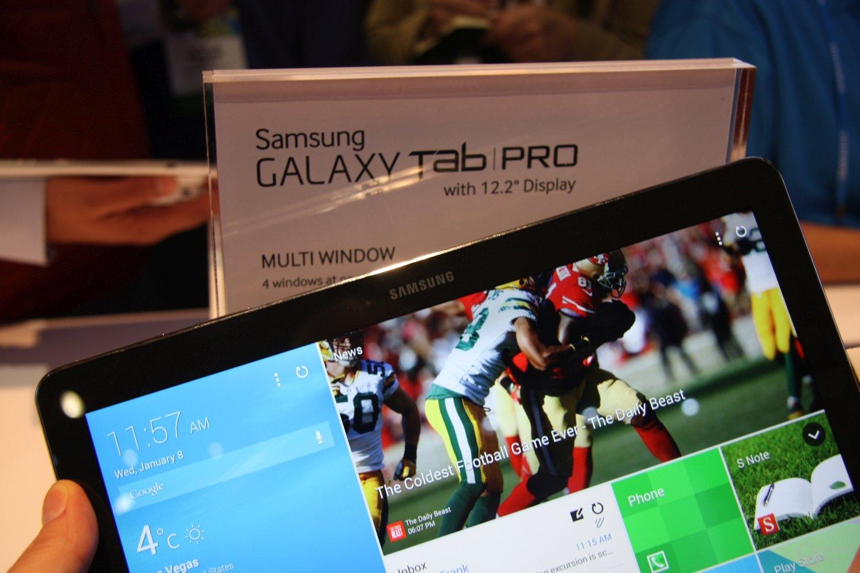 Galaxy Tab Pro 12.1