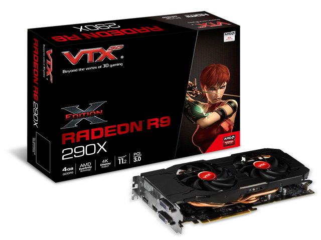 VTX3D Radeon R9 290X X-Edition V2