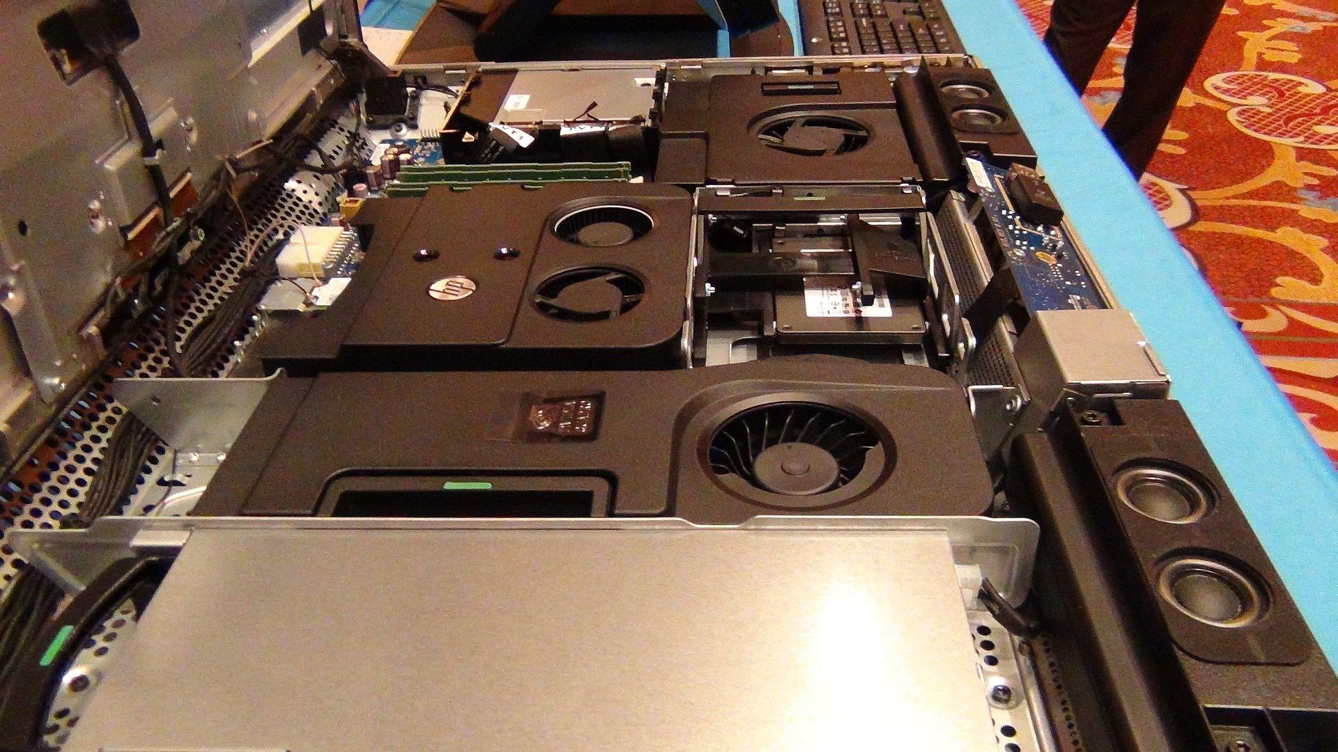 AiO-Workstation HP Z1 G2