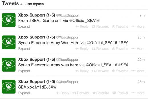 Xbox-Account auf Twitter gehackt
