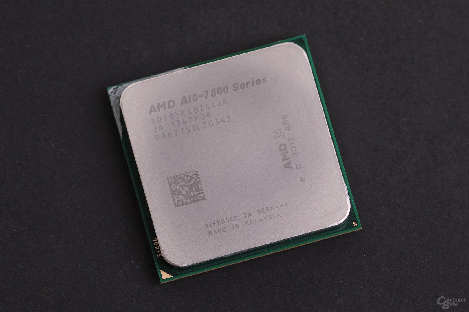 "AMDs APU A10-7850K ""Kaveri"""