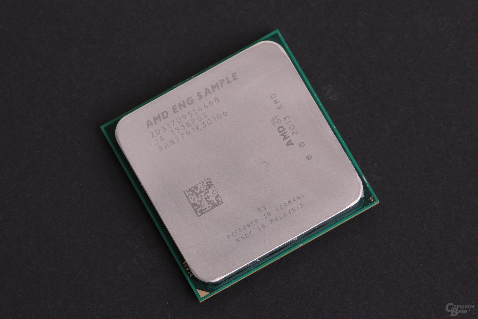 "AMDs APU A8-7600 ""Kaveri"""