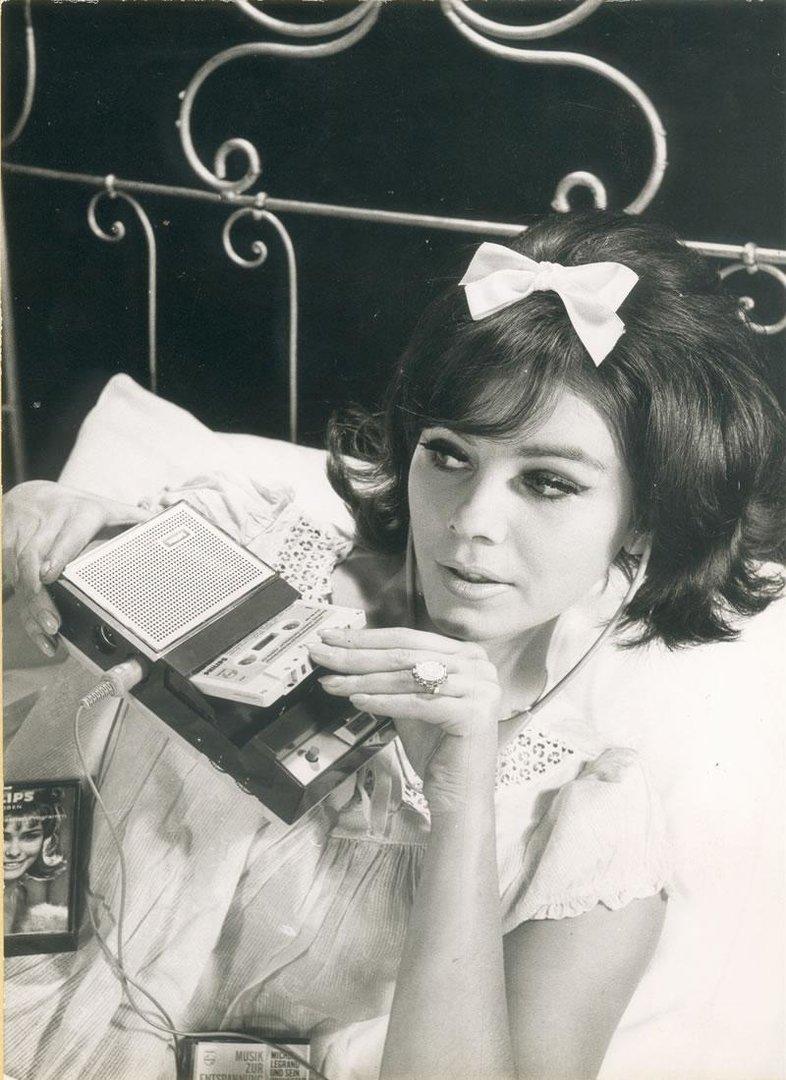 Der Philips Taschen Recorder 3300 von 1963
