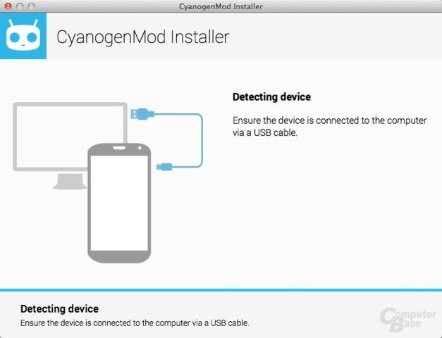 CyanogenMod Installer für OS X