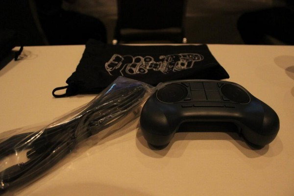 Dev Days Steam Controller