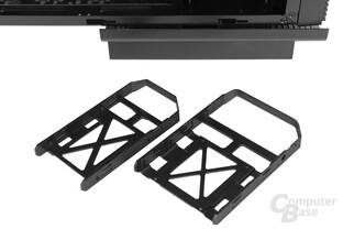 XFX Type 1 Bravo - Festplattenschienen