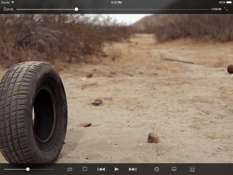 VLC auf iPad