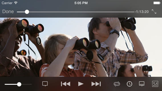 VLC auf iPhone