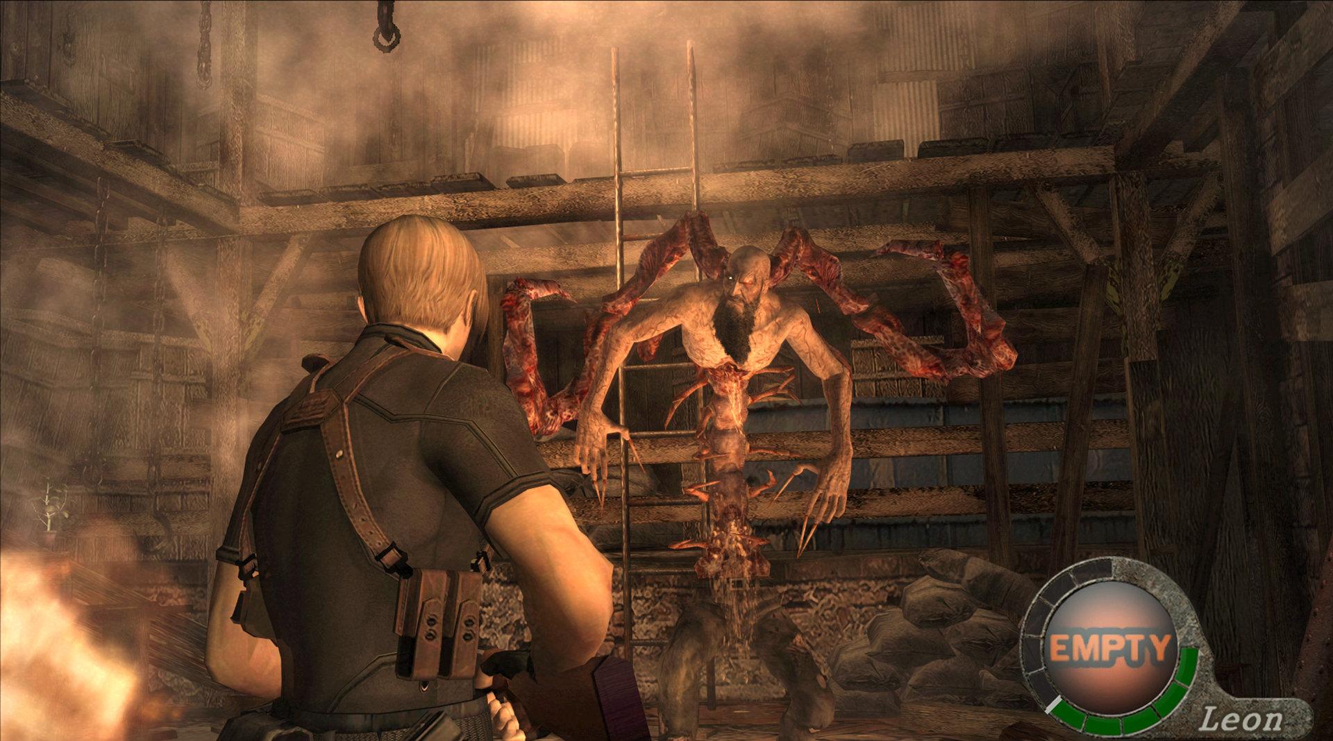 Resident Evil 4 Ultimate HD Editon