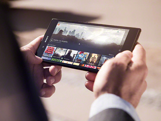 Sony Xperia Z Ultra (Tablet)