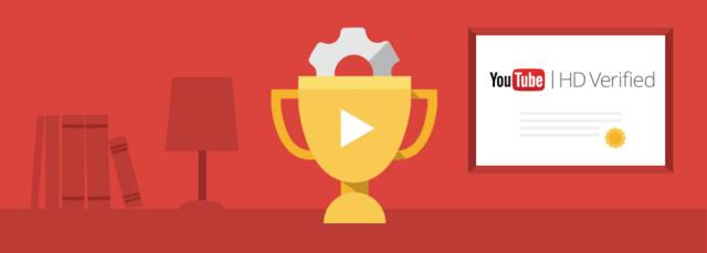 YouTube zertifiziert Provider