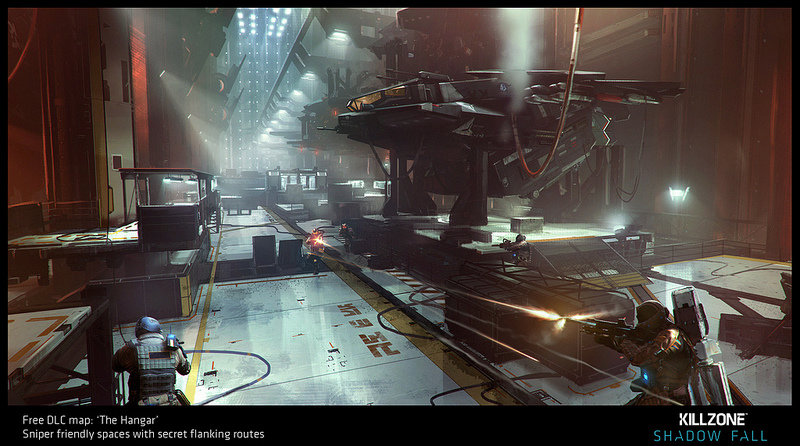 """The Hangar"""