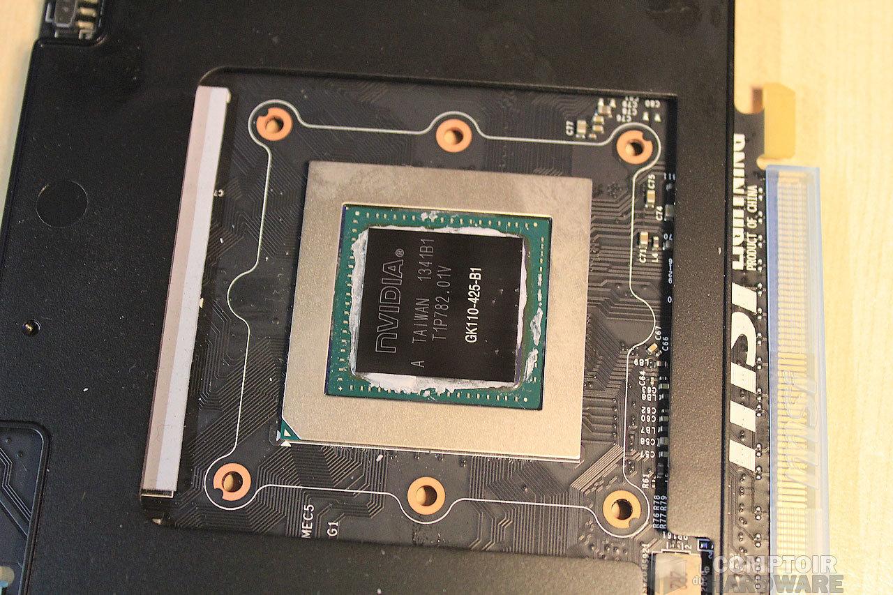 MSI GeForce GTX 780 Ti Lightning