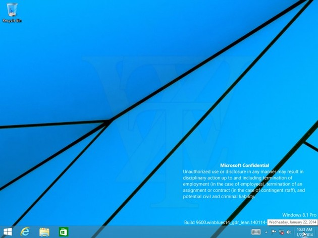 "Windows 8.1 ""GDR1"""