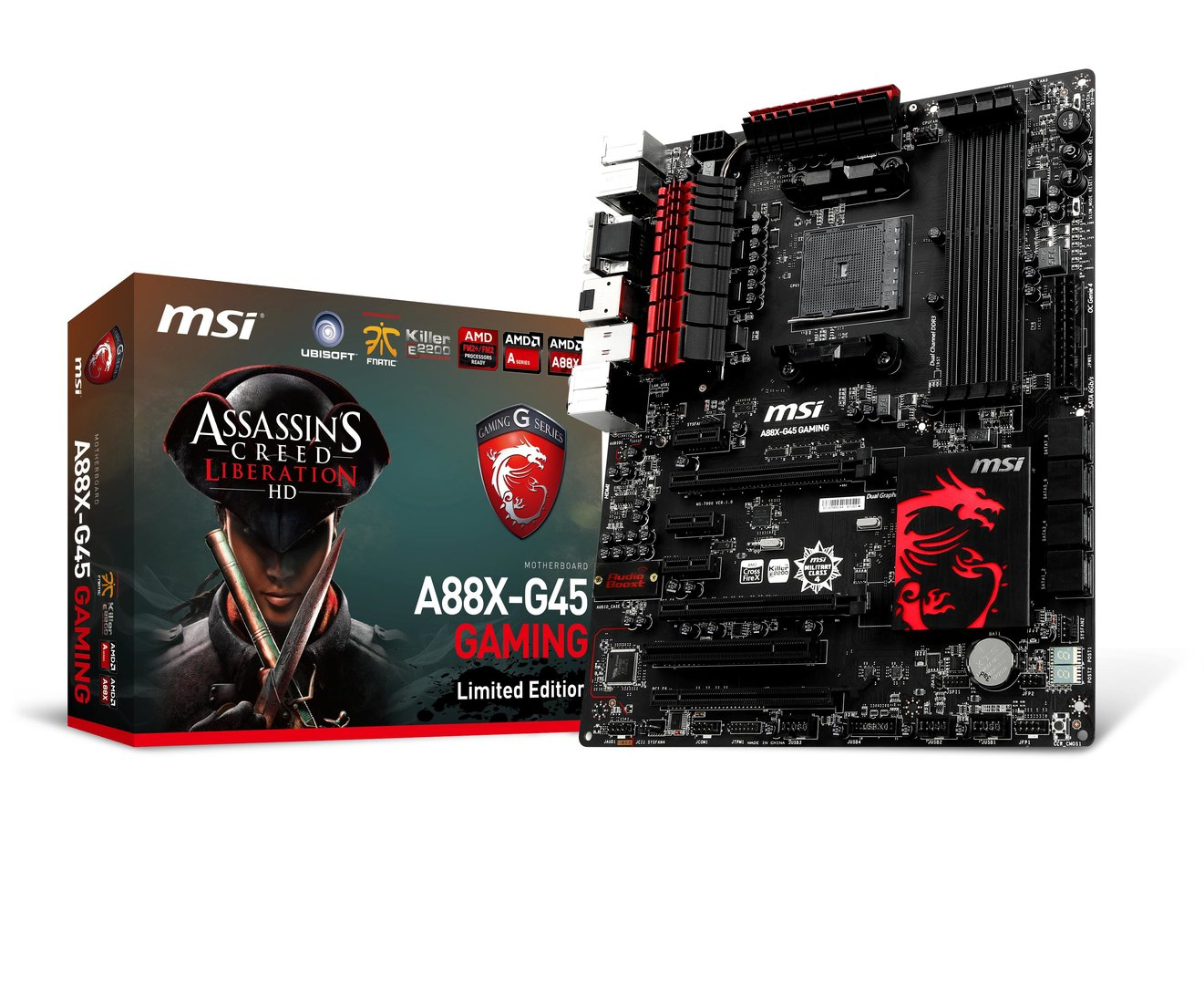 MSI A88X-G45 Gaming (Assassin's Creed LHD)
