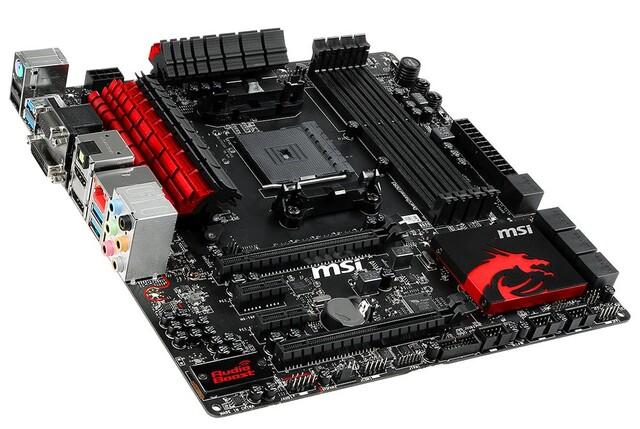 MSI A88XM-Gaming
