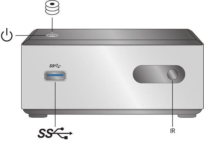 Intel NUC Kit DN2820FYK