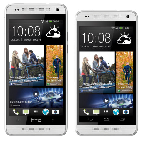 HTC One mini (Original / mit On-Screen-Tasten)