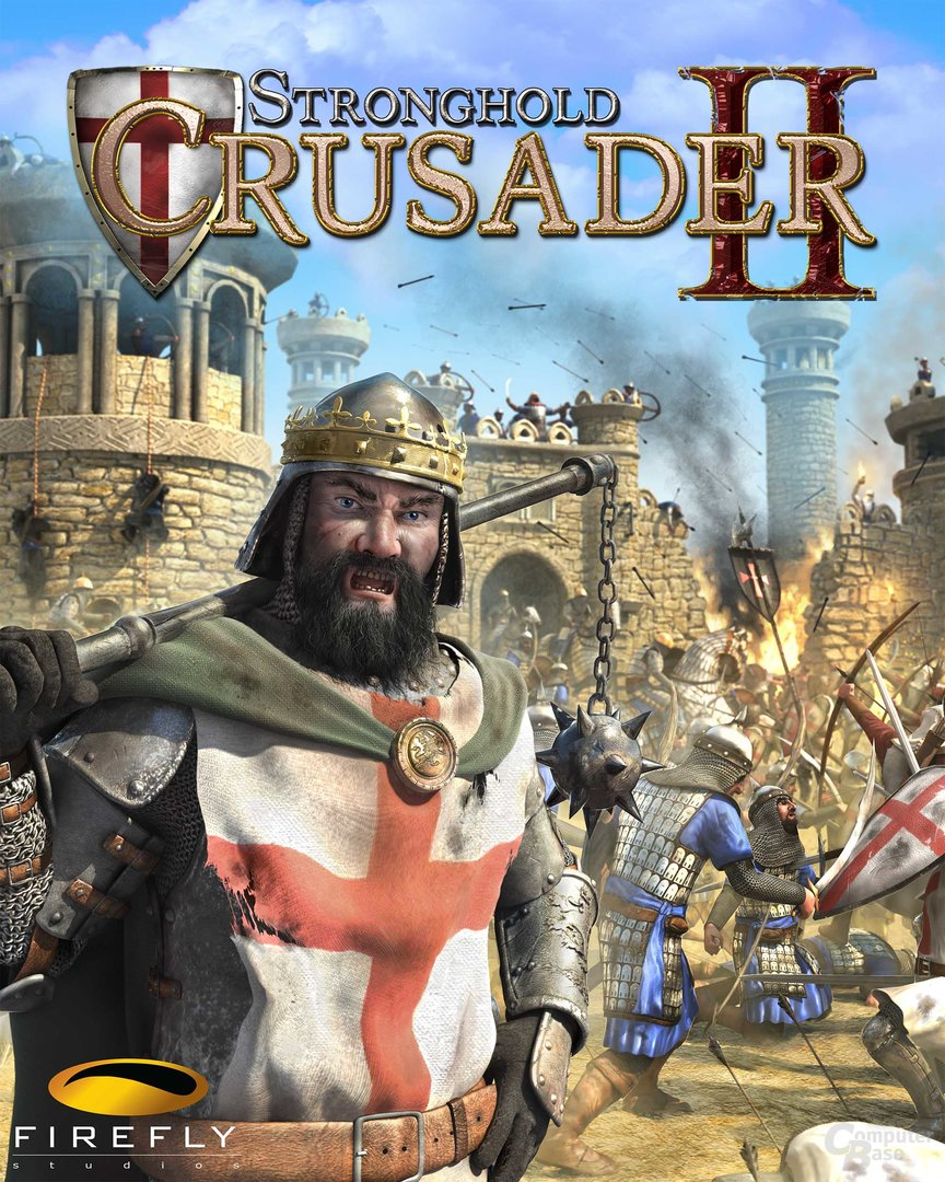 """""""Stronghold Crusader 2"""" - Finales Cover"""