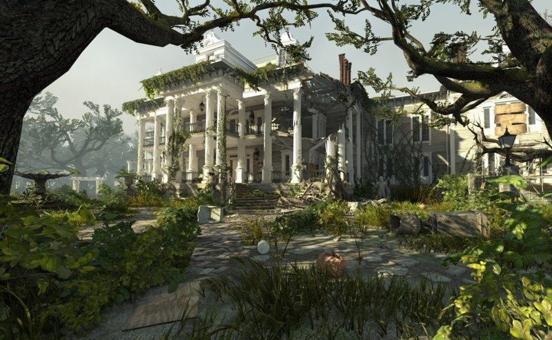 Angeblicher Screenshot von Left 4 Dead 2 mit Source-2-Engine