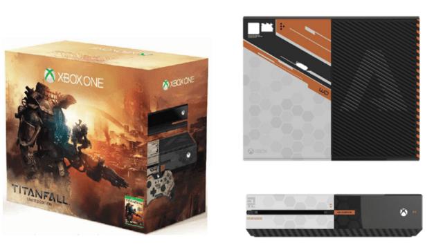 Limitierte Edition der Xbox One zu Titanfall
