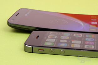 Apple iPhone 5S & LG G Flex