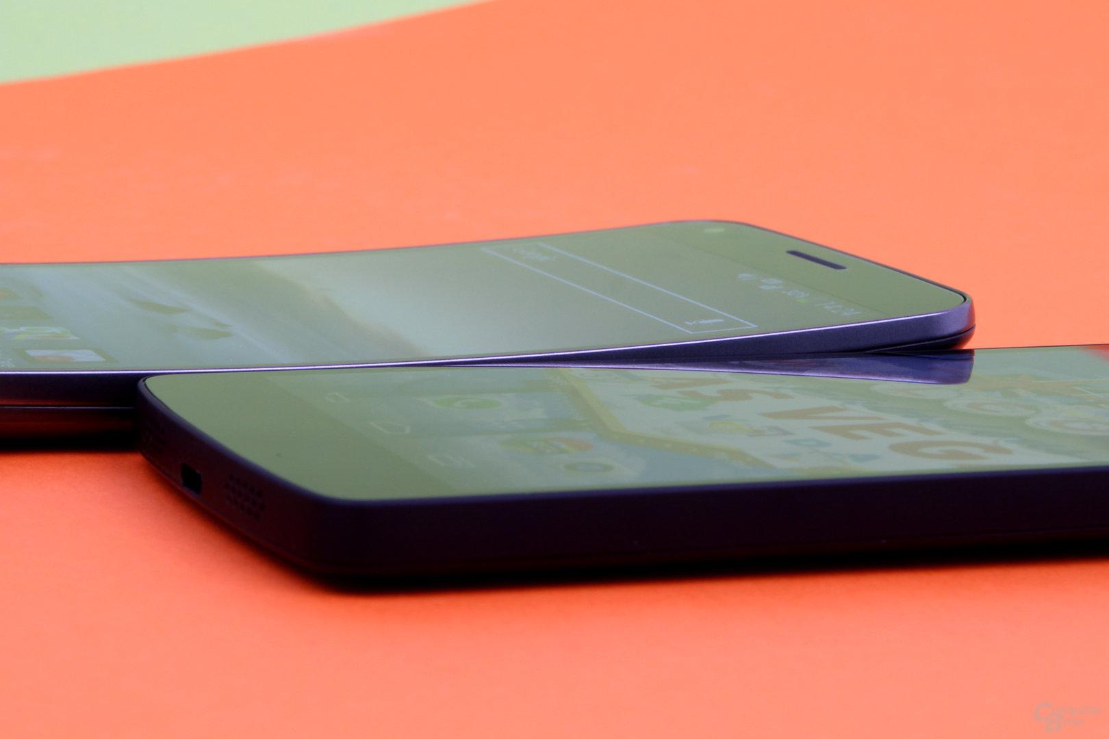 Google Nexus 5 & LG G Flex