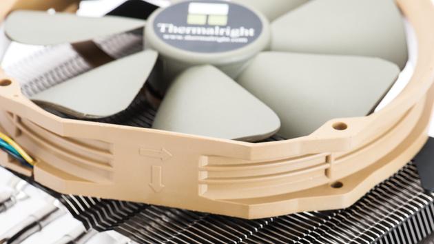 Thermalright Silver Arrow IB-E CPU-Kühler im Test: Kompatibilität statt Leistung