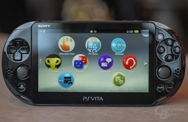Sony PlayStation Vita PCH-2000
