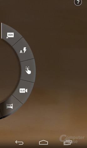 Motorola Moto G Kamera