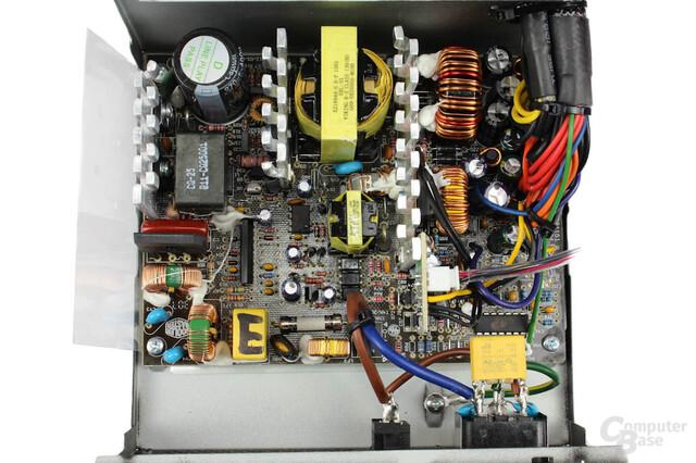 Cooler Master B500 - Überblick Elektronik