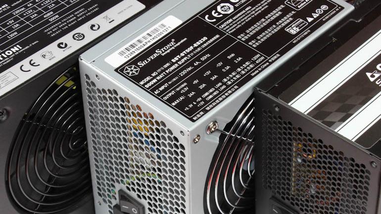 Drei 500-Watt-Netzteile für unter 40 Euro im Test: Chieftec, Cooler Master, Silverstone