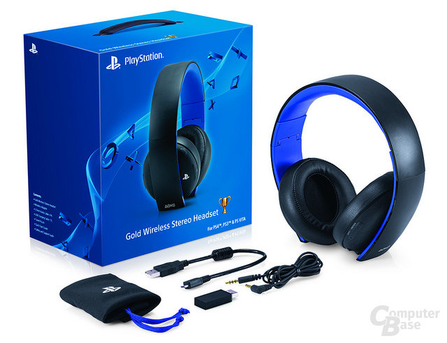 Wireless-Stereo-Headset 2.0