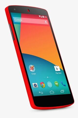 Google Nexus 5 (Rot)
