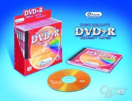 DVD+R media