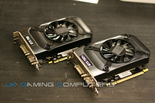 GeForce GTX 750 Ti und GeForce GTX 750