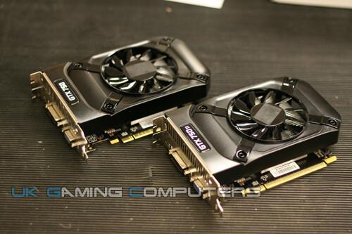 GeForce GTX 750 Ti und GeForce GTX 750